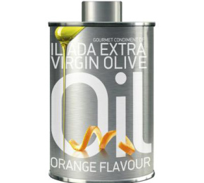 ILIADA Olivenöl mit Orange