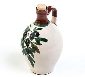 Karaffe für Olivenöl