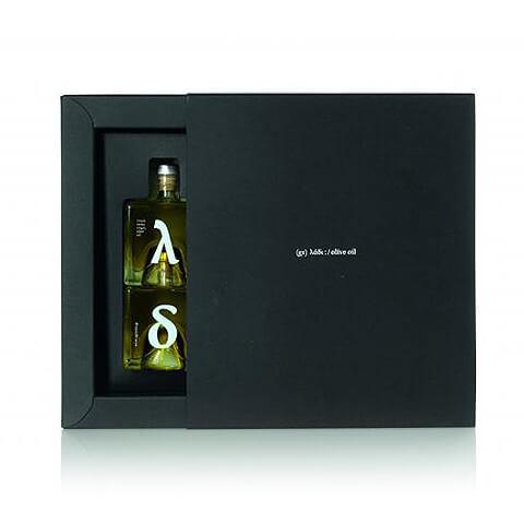 "Geschenkebox ""Λαδι"" (Olivenöl)"
