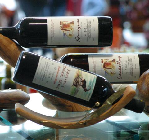 Weinschaukel