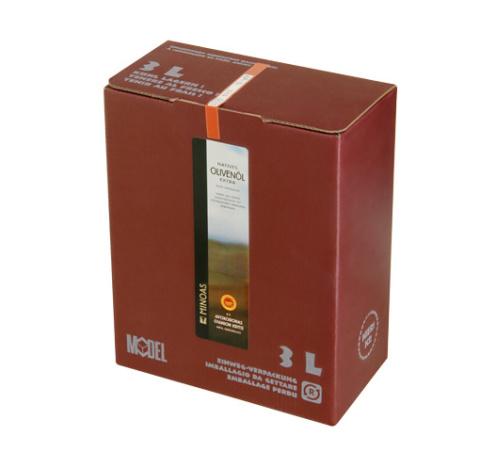 MINOAS Olivenöl im BiB-System