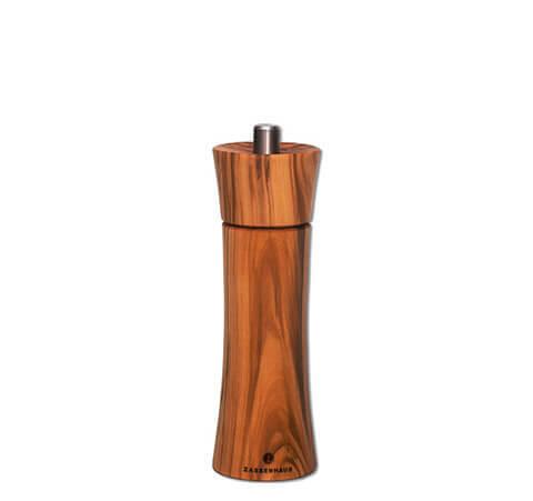 Pfeffermühle, 18cm aus Olivenholz