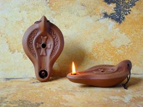 Öllampe Nazareth