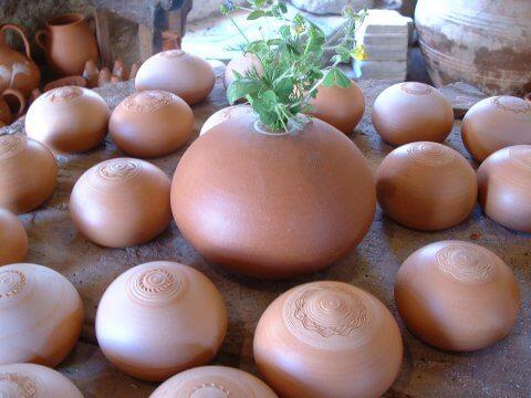 Keramik-Salzstreuer