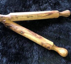 Nudelholz aus Olivenholz