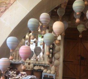 Heissluftballon – Aerostates
